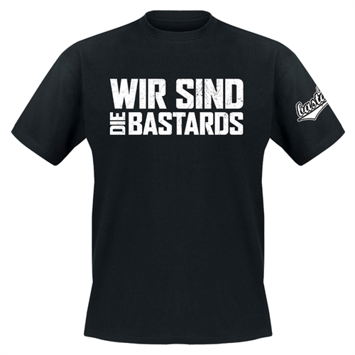 Local Bastards  Wir sind die Bastards, T-Shirt