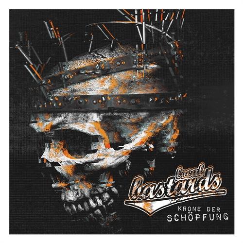 Local Bastards - Krone der Schöpfung, CD