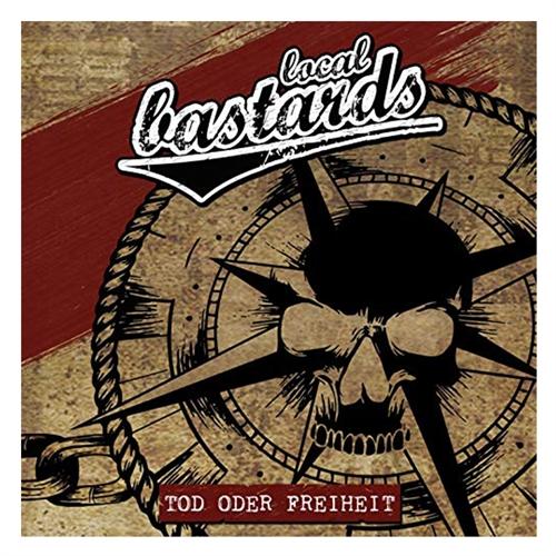 Local Bastards – Tod oder Freiheit (ReRelease), CD