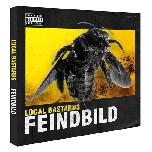 Local Bastards – Feindbild, CD