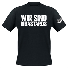 Local Bastards  Wir sind die Bastards, T-Shirt